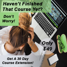 Course Extension (30 day)