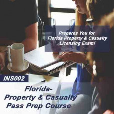 Florida: Property & Casualty Insurance Licensing Cram Course Pass Prep Course