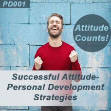 Successful Attitude - Personal Development Strategies (PD001)
